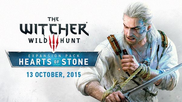 The Witcher 3 - Hearts of Stone Announced