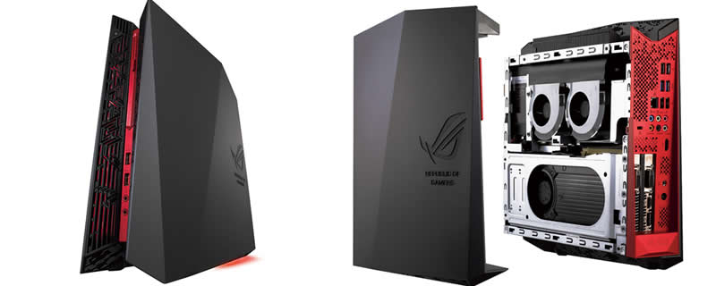 Asus Rog Announces G20cb Gaming Desktop Oc3d News