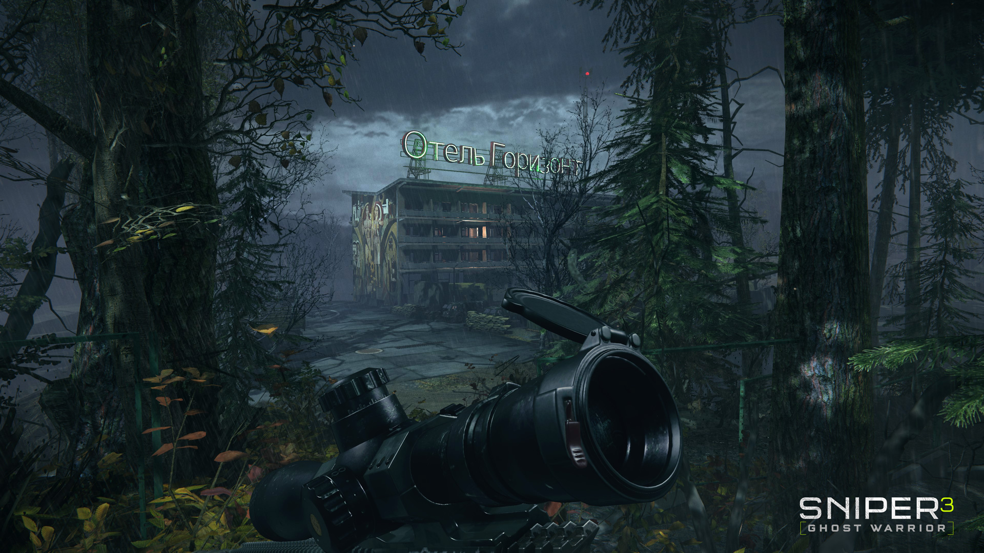 Sniper: Ghost Warrior 3 looks great on Cryengine 3