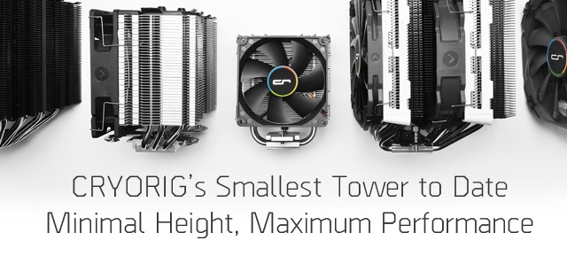 CRYORIG Releases the M9i/M9a