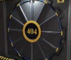 Fallout fan builds a Vault-Tec style door