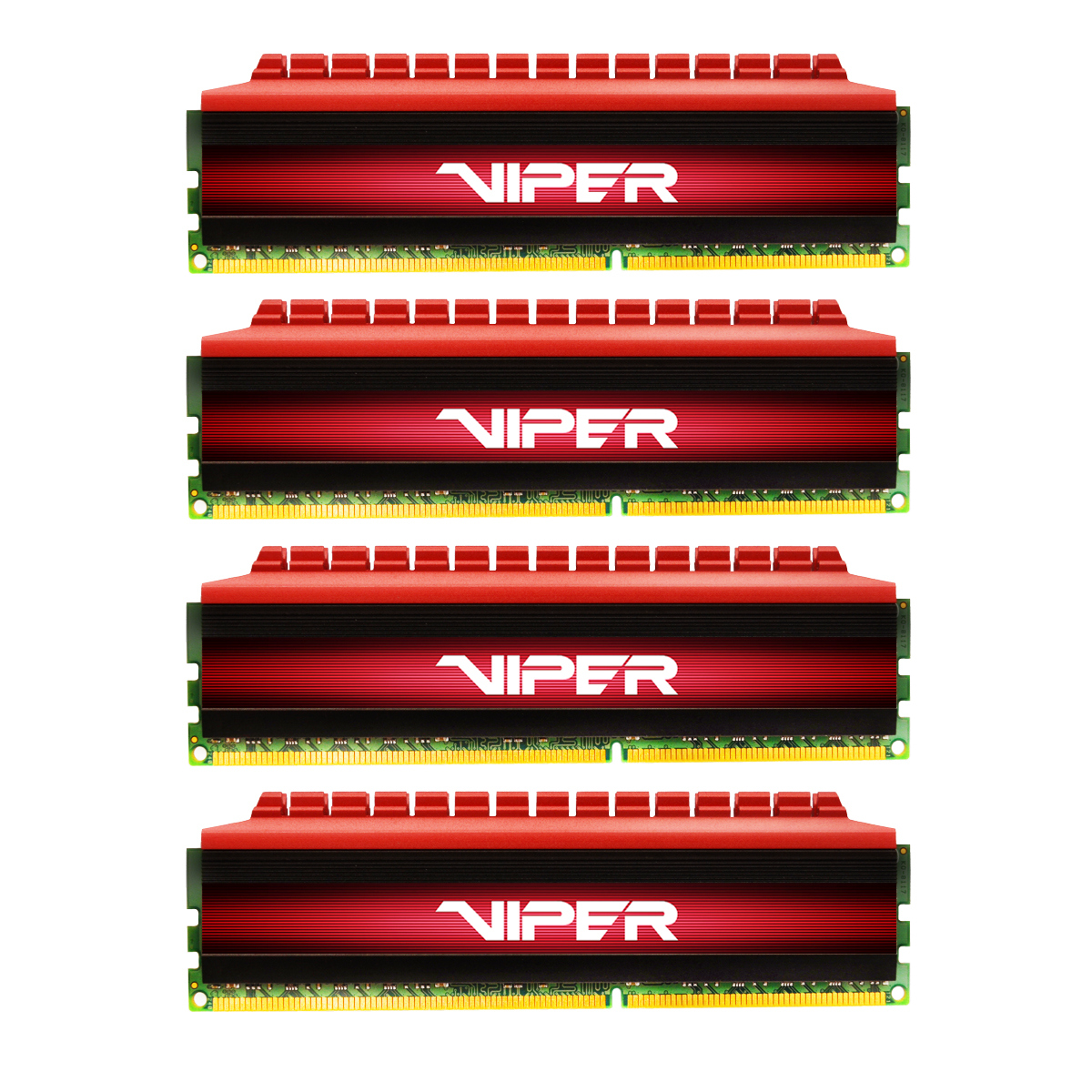 Patriot Announces New Viper 4 3600MHz Dual-Channel Memory Kit