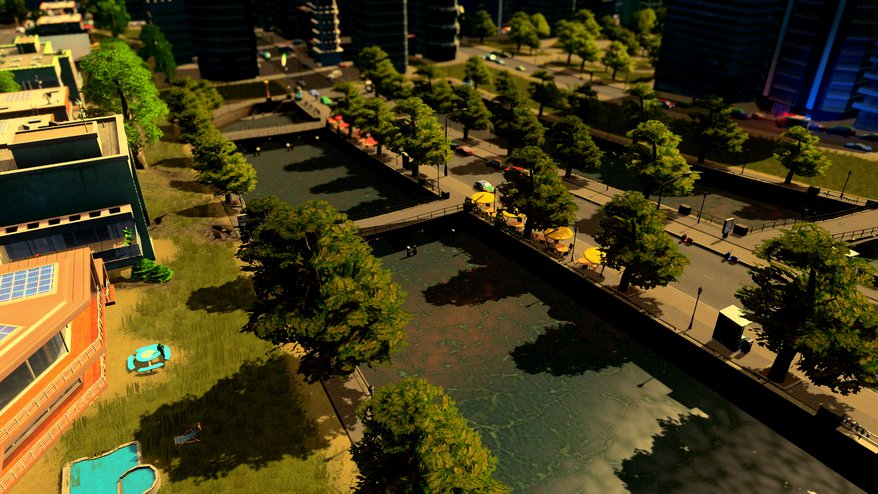 Want to build Canals in Cities Skylines? Mod Time! | OC3D News