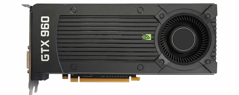 Nvidia to Phase out 2GB GTX 960 GPUs