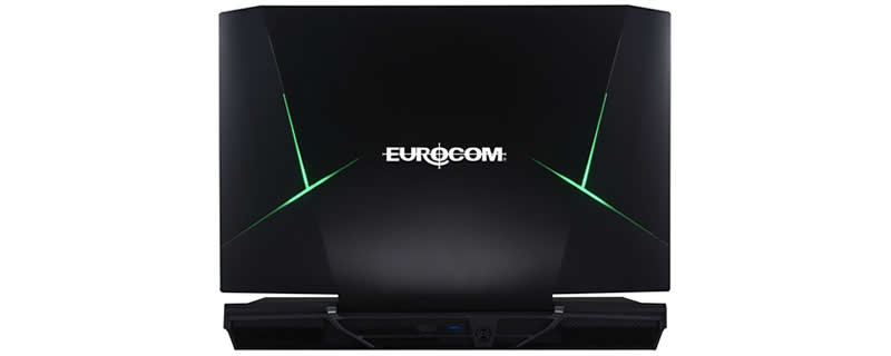 Eurocom Launches Sky X9 High Performance Laptop with Desktop Components