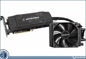 GIGABYTE  GTX 980 WaterForce Graphics Card