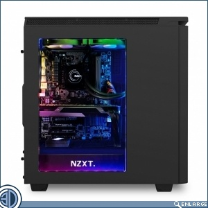 NZXT brings PC lighting to the next level with HUE+ RGB Kits