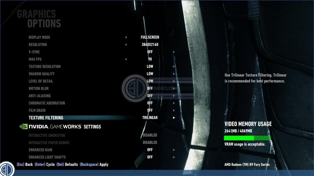Batman: Arkham Knight AMD vs Nvidia Performance Review