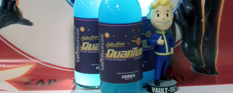 Real-Life Fallout Nuka Cola Quantum Announced