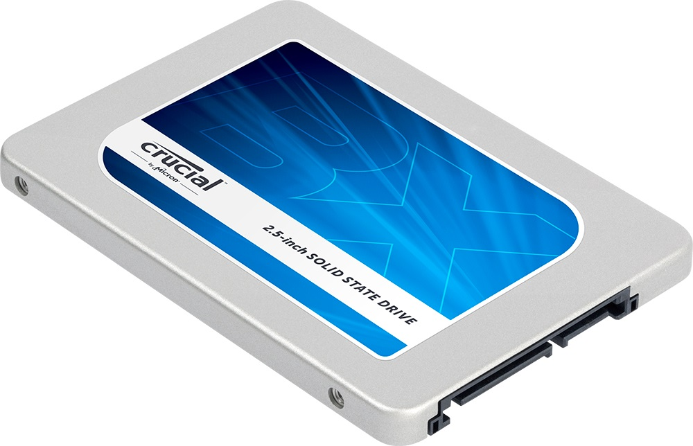 Crucial Announces the BX200 Solid State Drive with amazing Price/GB