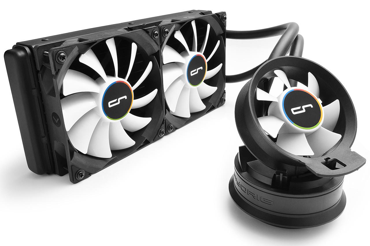 Cryorig A Series Hybrid Liquid Coolers Oc3d News