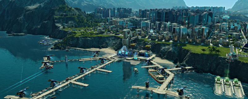 Anno 2205 Benchmarked - Massive Nvidia Maxwell Optimization
