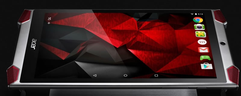 Acer Predator 8 Gaming Tablet | OC3D News