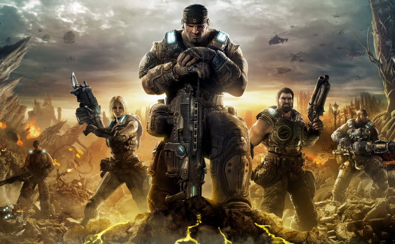 Gears of War Community Team Tells Fans not to worry about the PC version
