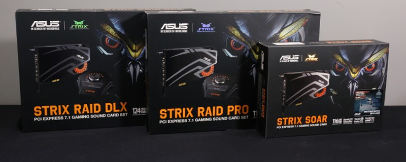 ASUS STRIX RAID PRO SOUND CARD DRIVER DOWNLOAD FREE