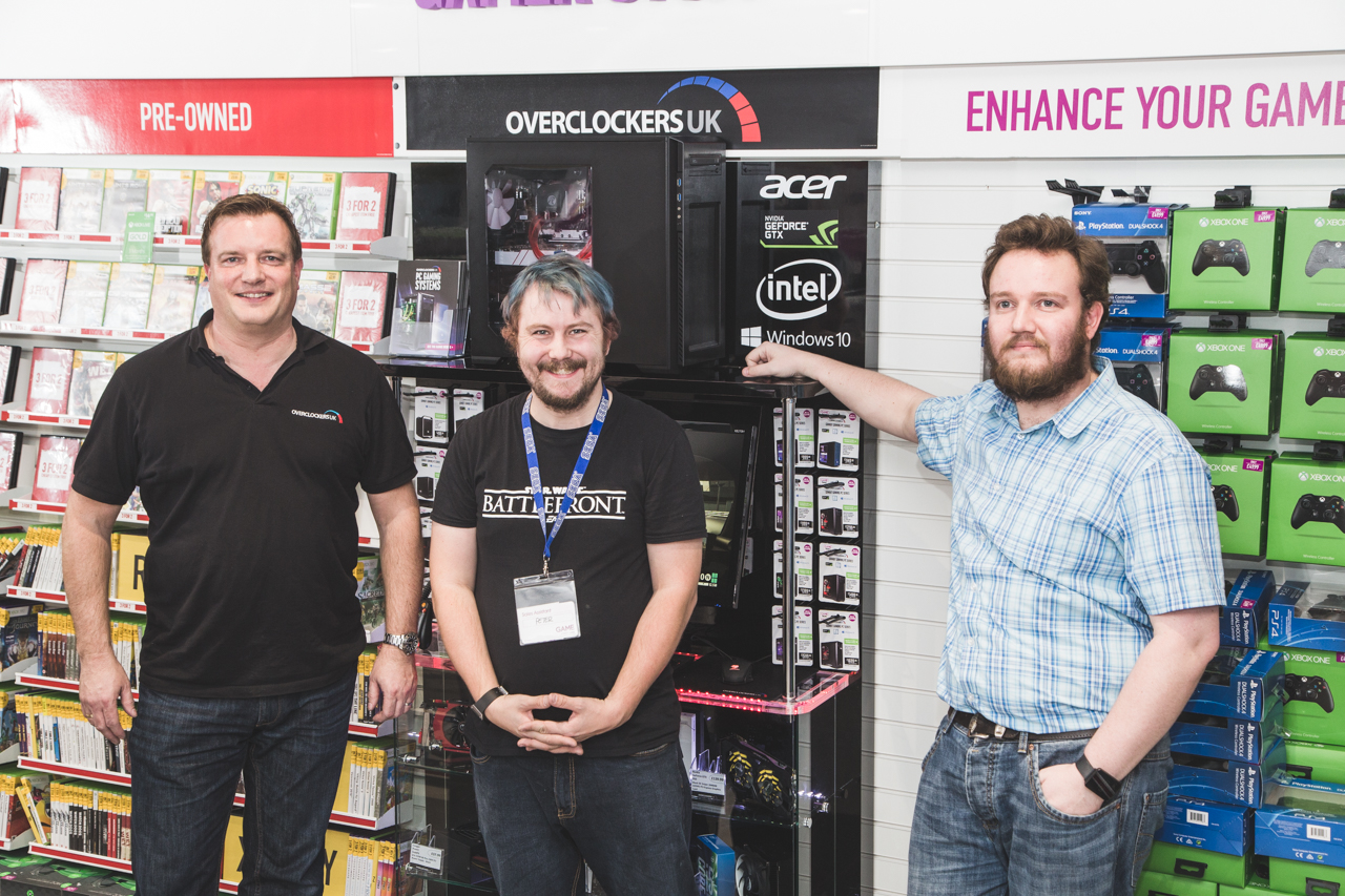 GAME and Overclockers UK announce new partnership