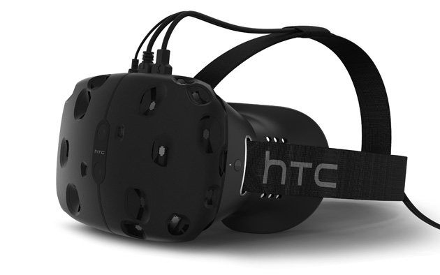 HTC's Vive VR headset won't be out until April 2016