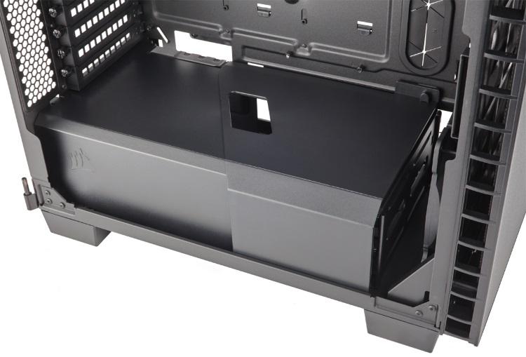 Corsair 400C Compact ATX Case Review | Corsair 400C Compact ATX Case