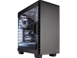 Corsair 400C Compact ATX Case Review