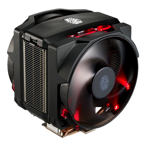 Cooler Master MasterAir Maker - The first Air cooler with 3D Vapor chambers