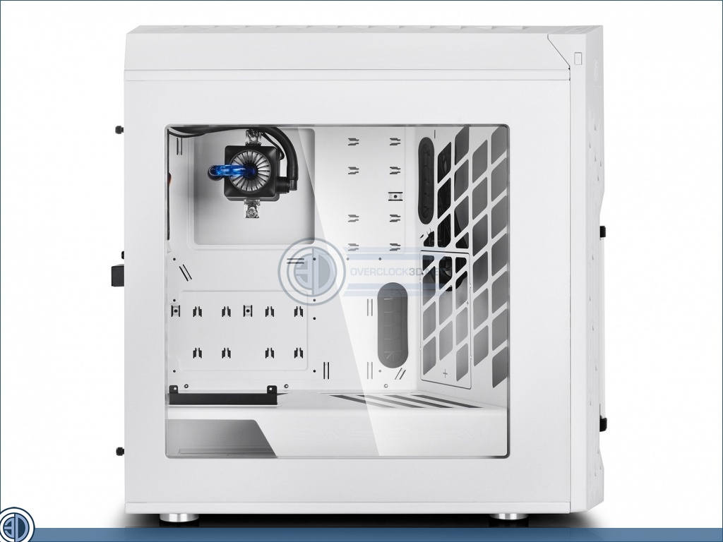 Deepcool Genome Chassis With Integrated 360mm Aio Water