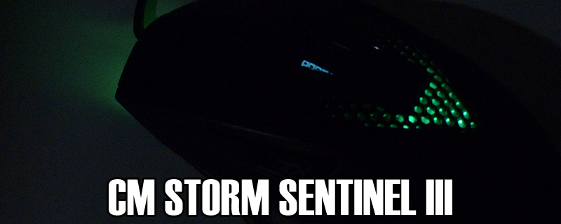 CM Storm Sentinel III Review