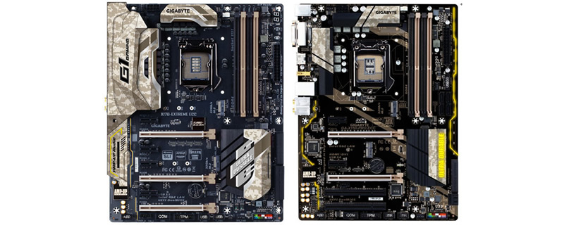 Gigabyte Launch X170 and X150 motherboards for Xeon CPUs