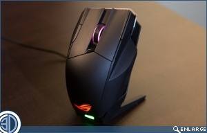 ASUS ROG Claymore and Spatha RGB Keyboard and Mouse