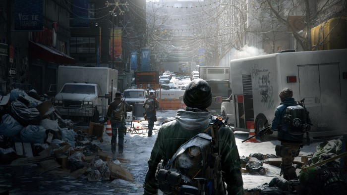 The Division 4K Screenshots and PC Specific Features