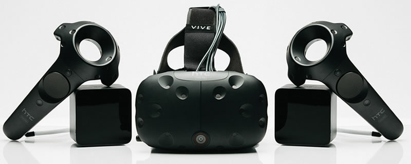 Man spends 48 hours in the HTC Vive without nausea
