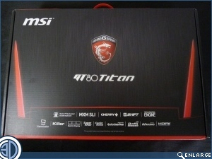 MSI GT80 2QF Titan SLI Review