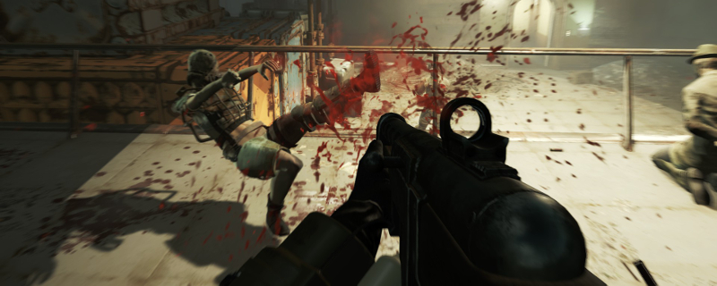 Fallout 4 Mod replaces VATS with bullet time