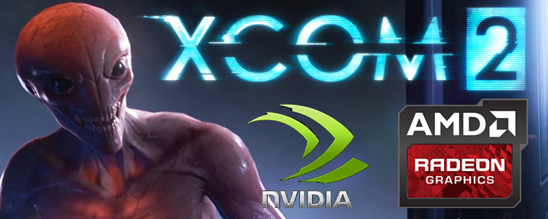 XCOM 2 PC Performance Review - AMD VS Nvidia