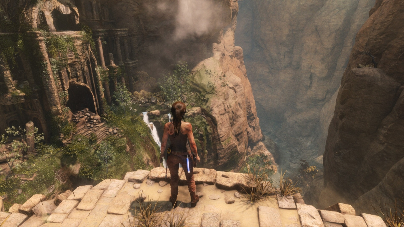 DirectX 12 option appears on Rise of the Tomb Raider