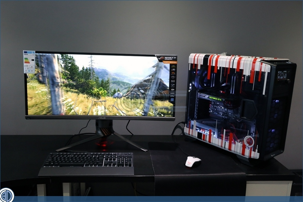 Asus Pg348q 34 Quot Rog Swift Monitor Review Up Close
