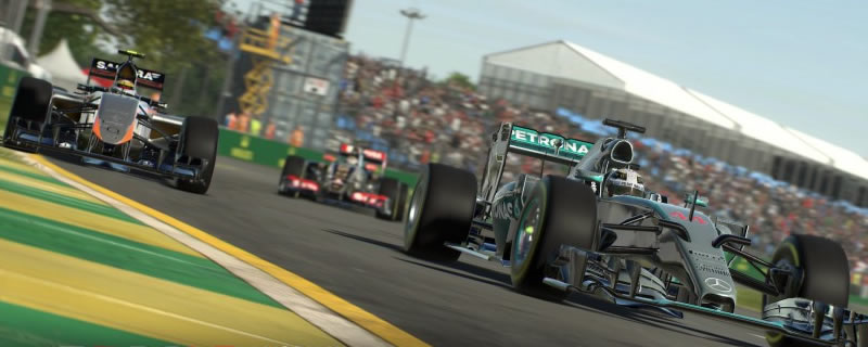 F1 2015 will be patched to support DirectX 12