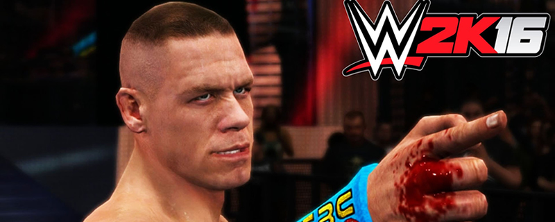 WWE 2K16 will be coming to PC in March