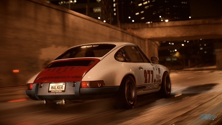 Need for Speed PC System Requirements Announced