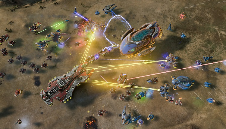 Ashes of the Singularity Beta Phase 2 DirectX 12 Performance Review