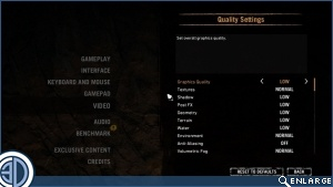 far cry primal keyboard controls