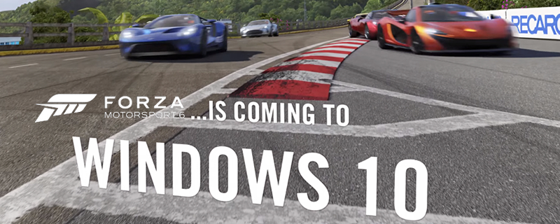 forza motorsport 6 apex pc system requirements oc3d news. Black Bedroom Furniture Sets. Home Design Ideas