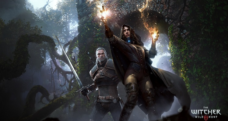 Most of The Witcher sales are for the PC Platform, not consoles