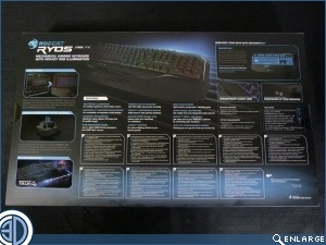 Roccat Ryos MK FX Mechanical RGB Gaming Keyboard Review