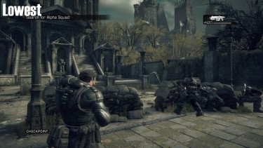 Gears of War: Ultimate Edition PC Performance Review