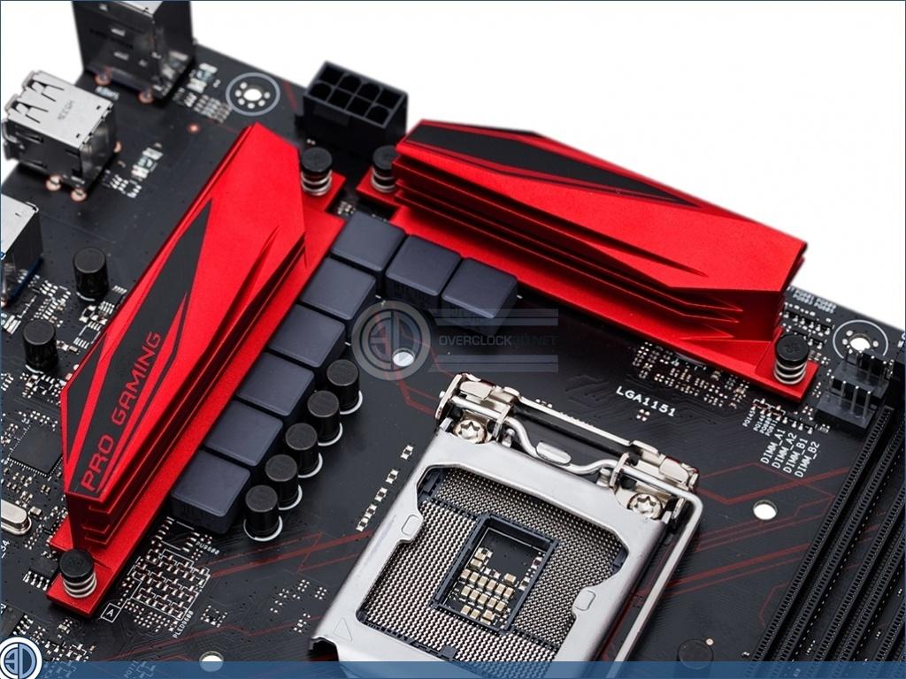 Intel Xeon E3-1230 V5 Review | ASUS E3 Pro Gaming V5 | CPU