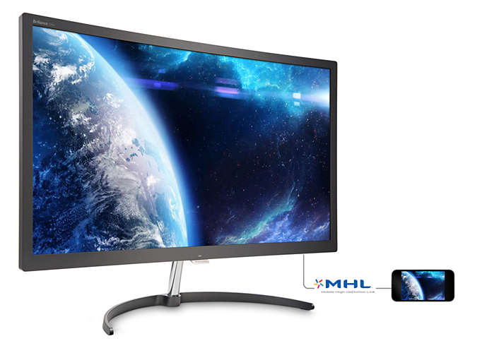 Philips Release new X-Line 27 inch curved FreeSync Monitor
