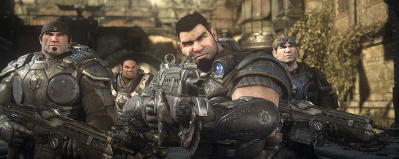 Gears of War: Ultimate Edition PC Performance Retest with Crimson 16.3 Drivers