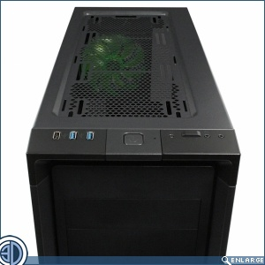 Nanoxia announce their new CoolForce 2 chassis