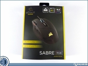 Corsair Sabre RGB 10K Gaming Mouse Review