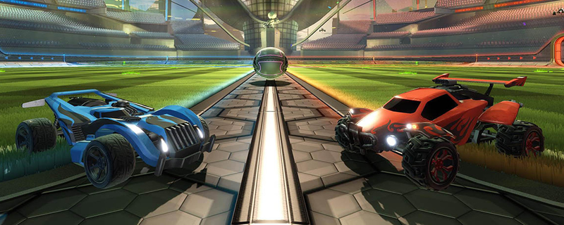 Rocket League to gain Cross-Network Play with Xbox One